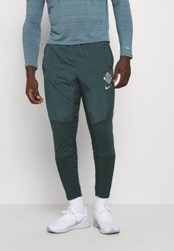 Nike Performance - ELITE PANT - Jogginghose - seaweed/reflective silver