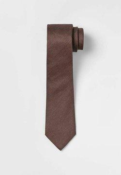 J.LINDEBERG - Krawatte - rose coppar
