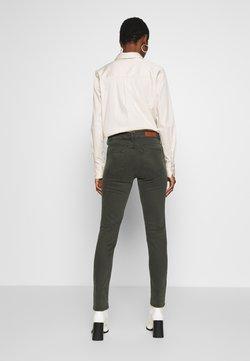 More & More - TROUSER - Slim fit jeans - dark leaf