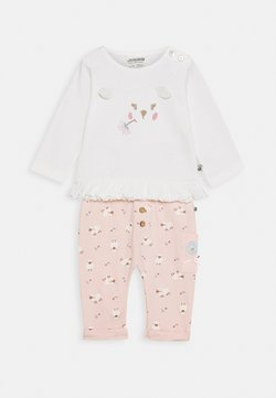 Jacky Baby - HOSE + LANGARMSHIRT FLUFFY & LOVELY SET - Legging - mixed