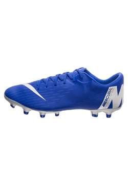 Nike Performance - MERCURIAL VAPOR 12 ACADEMY MG - Fußballschuh Nocken - blue