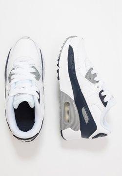 Nike Sportswear - AIR MAX 90 UNISEX - Joggesko - white/particle grey/obsidian