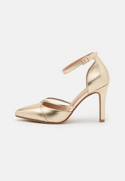 Anna Field - Zapatos altos - gold