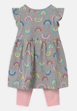 Carter's - RAINBOW SET - Leggings - Hosen - mottled grey/multi-coloured