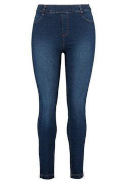 MS Mode - POPPY - Slim fit jeans - blue