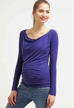 Pomkin - PRISCA - Långärmad tröja - indigo