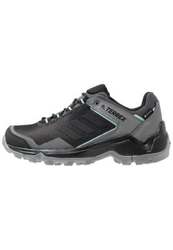adidas Performance - TERREX EASTRAIL GORE-TEX - Zapatillas de senderismo - grey four/core black/clear mint