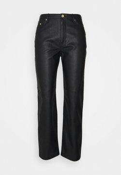 River Island Petite - Pantalones - black