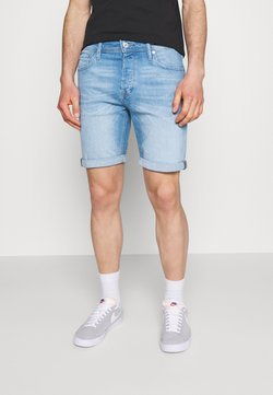 Jack & Jones - JJIRICK JJORIGINAL  - Jeansshort - blue denim