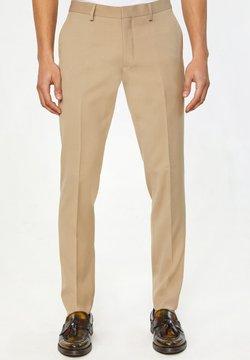WE Fashion - Anzughose - beige