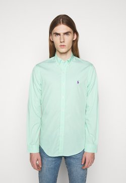 Polo Ralph Lauren - NATURAL - Camisa - lime/white