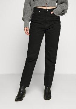 Gina Tricot Petite - DAGNY PETITE - Slim fit -farkut - black