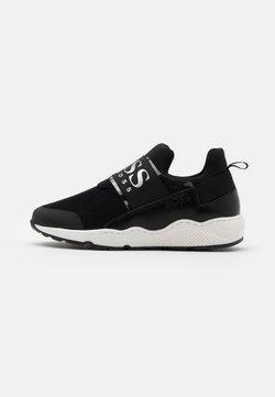 BOSS Kidswear - TRAINERS - Slipper - black
