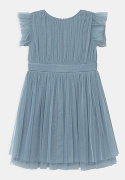 Anaya with love - GATHERED WITH BOW - Cocktailkleid/festliches Kleid - cornflower blue