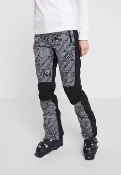 Icepeak - ETNA - Spodnie materiałowe - black