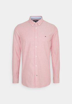 Tommy Hilfiger - SLIM FLEX DOBBY - Camisa - primary red