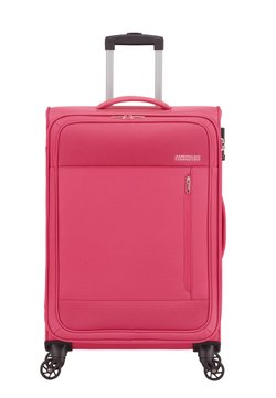 American Tourister - HEAT WAVE TROLLEY - Trolley - magenta