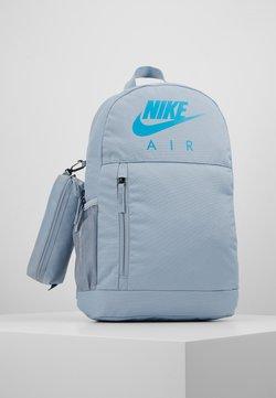 Nike Sportswear - Y NK ELMNTL BKPK - GFX FA19 - Set d'écolier - obsidian mist/laser blue