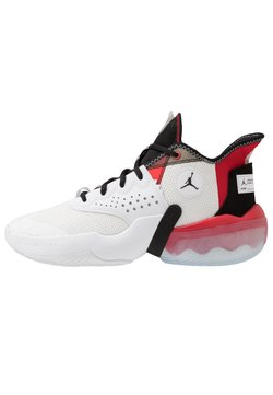 Jordan - JUMPMAN DIAMOND 2 MID - Zapatillas de baloncesto - white/black/university red