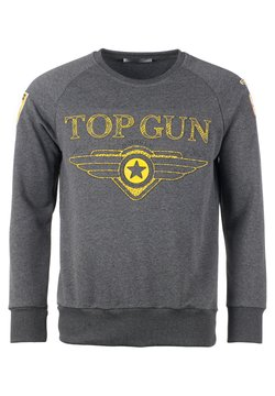 TOP GUN - DELL - Sweater - anthracite