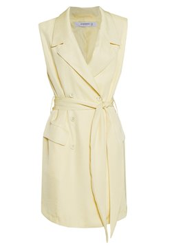 Glamorous - SLEEVELESS DRESS - Kjole - pastel yellow