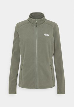 The North Face - GLACIER FULL ZIP  - Fleecejacke - agave green
