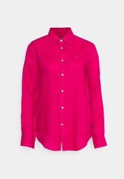 Polo Ralph Lauren - PIECE DYE - Koszula - sport pink