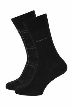 BOSS - 2-Pack - Socken - black