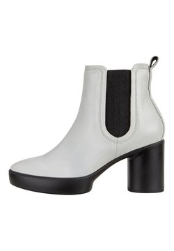 ECCO - SHAPE SCULPTED MOTION - Ankle Boot - bright white