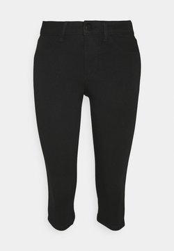 Vila - VIJEGGY CAPRI - Shorts - black