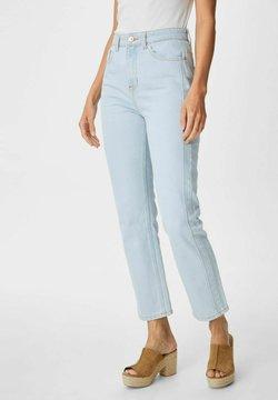 C&A - Jeansy Straight Leg - denim light blue