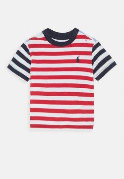 Polo Ralph Lauren - Camiseta estampada - evening post red/multi