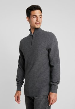 Esprit - COWS - Strickpullover - dark grey