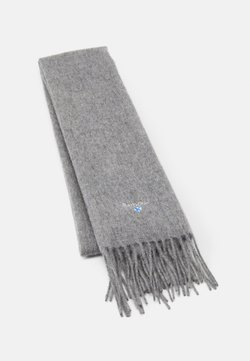 Barbour - PLAIN SCARF UNISEX - Schal - light grey marl