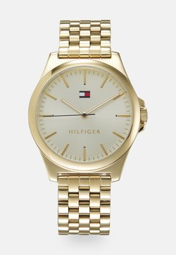 Tommy Hilfiger - BARCLAY UNISEX - Zegarek - gold-coloured