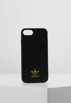 adidas Originals - MOULDED CASE SNAKE FOR IPHONE 6/6S/7/8 - Etui na telefon - black/gold metallic