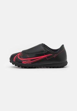 Nike Performance - MERCURIAL JR VAPOR 14 CLUB TF UNISEX - Voetbalschoenen voor kunstgras - black/cyber