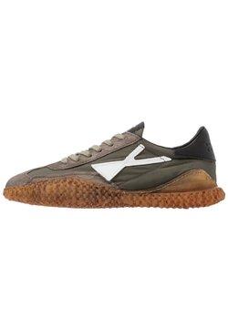 A.S.98 - SICK - Sneaker low - fango/militare/bianco/nero