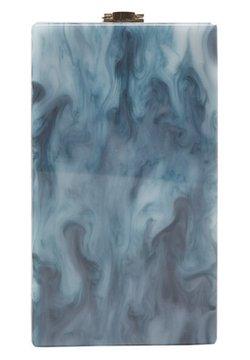 Uterqüe - Umhängetasche - dark blue