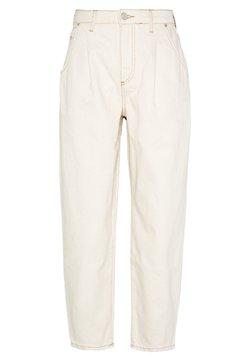 Trendyol - Relaxed fit jeans - ecru