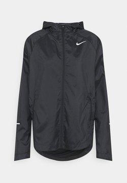 Nike Performance - RUN JACKET - Løbejakker - black/silver