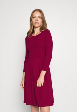 Anna Field - Jersey dress - beet red