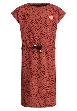 WE Fashion - Freizeitkleid - rust brown