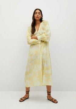 Mango - Kjole - yellow