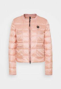 Blauer - GIUBBINI CORTI IMBOTTITO - Daunenjacke - light pink