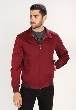 HARRINGTON - Blouson Bomber - bordeaux