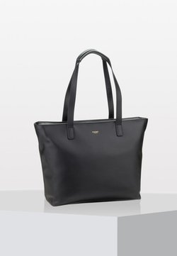 Knomo - MAYFAIR LUXE MINI MADDOX - Shopping Bag - black
