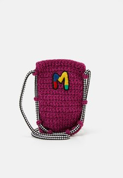 M Missoni - PORTACELLULARE - Bandolera - pink