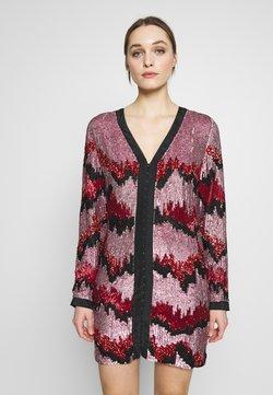 MANÉ - RAE DRESS - Cocktail dress / Party dress - lilac/rouge