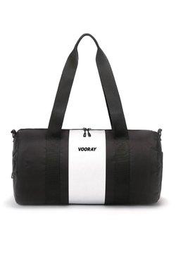 VOORAY - BARREL - Sporttasche - silver stripe
